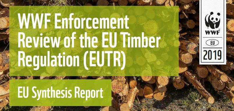 Examen par le WWF de l'application du règlement de l'UE sur le bois (RBUE).