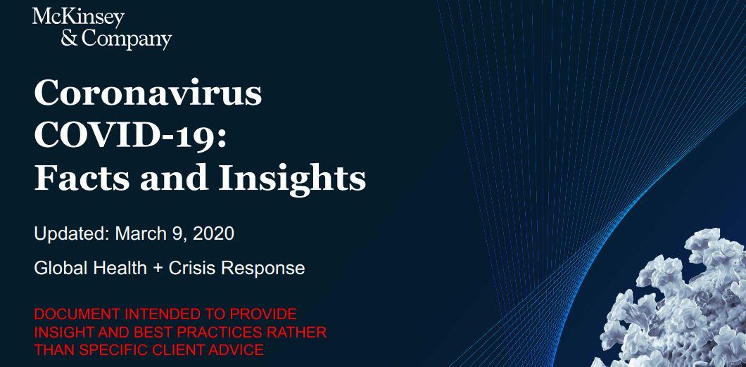 Informations et meilleures pratiques pour les entreprises en situation de crise (épidémie du Coronavirus)