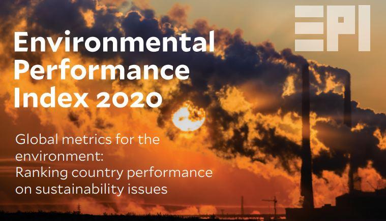 Indice de Performance Environnementale (EPI)  2020