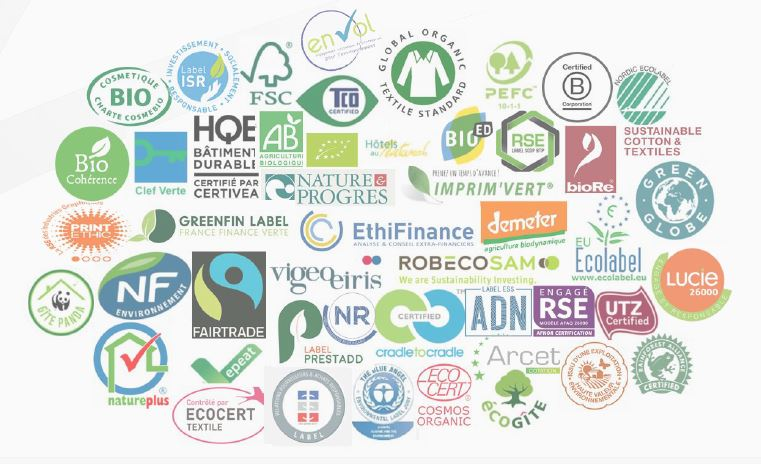 Les entreprises labellisées en France