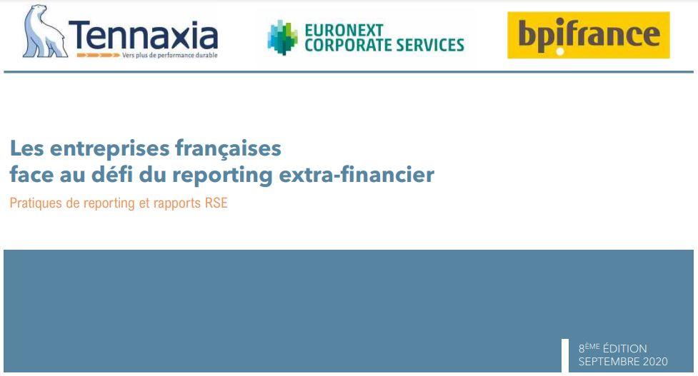 RSE : pratiques de reporting et rapports extra-financiers