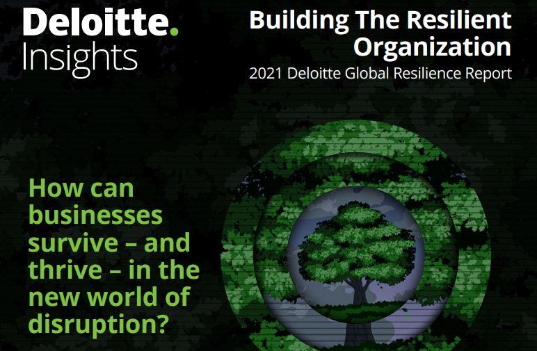 La résilience mondiale en 2021 selon Deloitte