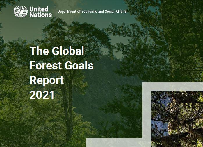 Rapport sur les objectifs forestiers mondiaux 2021